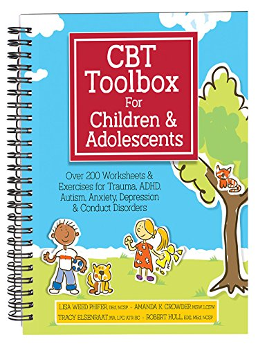 9781683730750: Phifer, L: CBT Toolbox for Children and Adolescents