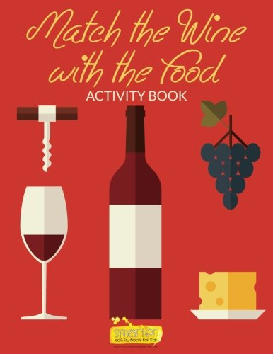 9781683741138: Match the Wine with the Food Activity Book