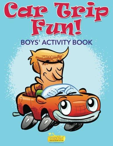9781683742074: Car Trip Fun! Boys' Activity Book