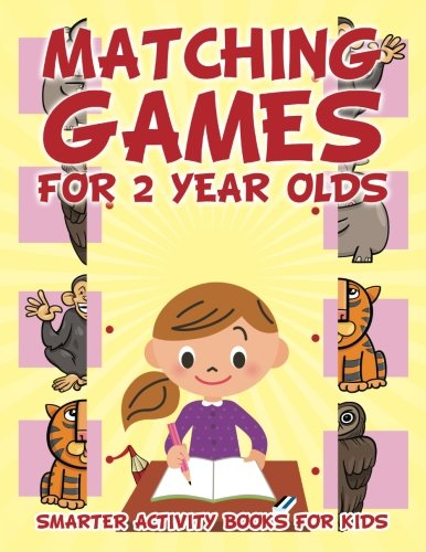 9781683743484: Matching Games For 2 Year Olds