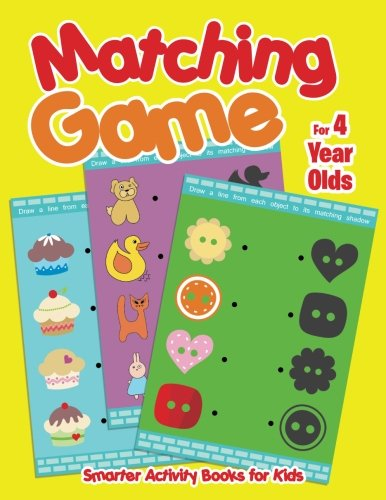 9781683743545: Matching Game For 4 Year Olds