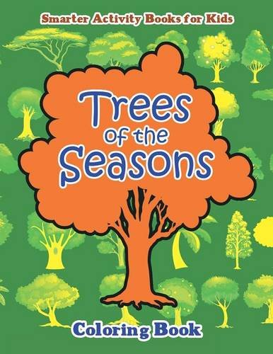 9781683746331: Trees of the Seasons Coloring Book