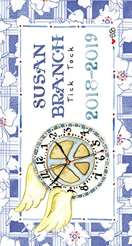 2018-2019 Susan Branch Heart of the Home 2-Year Pocket Planner: Susan Branch
