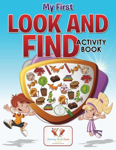 9781683760337: My First Look and Find Activity Book