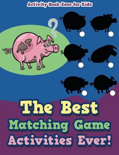 9781683760542: The Best Matching Game Activities Ever!