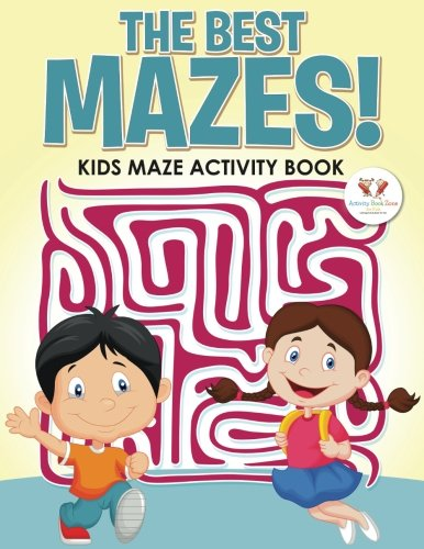 9781683761778: The Best Mazes! Kids Maze Activity Book