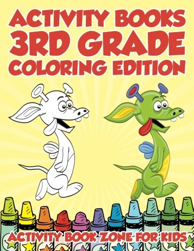 9781683762690: Activity Books 3Rd Grade Coloring Edition