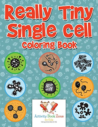 9781683764939: Really Tiny Single Cell Coloring Book