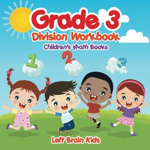 9781683766476: Grade 3 Division Workbook | Children's Math Books