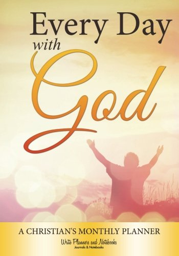 9781683767527: Every Day with God- A Christian's Monthly Planner