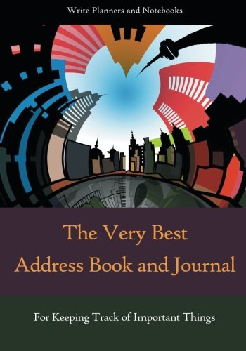 9781683767862: The Very Best Address Book and Journal For Keeping Track of Important Things