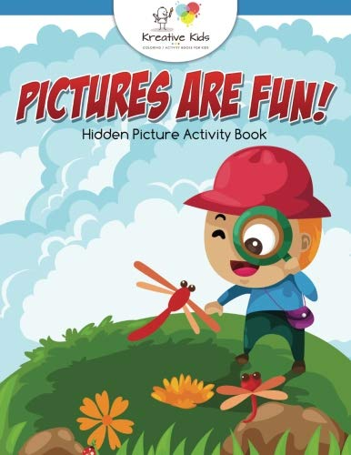 9781683770299: Pictures are Fun! Hidden Picture Activity Book