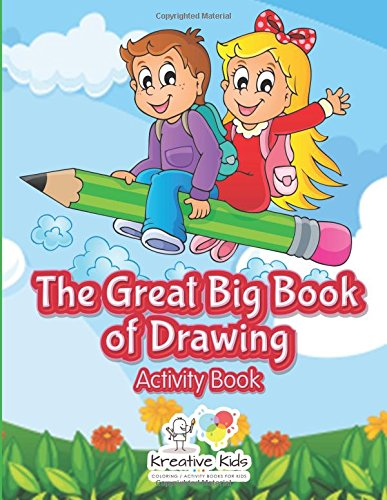 9781683770459: The Great Big Book of Drawing Activity Book