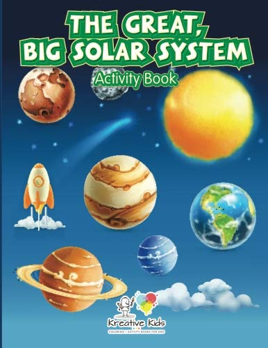9781683770497: The Great, Big Solar System Activity Book