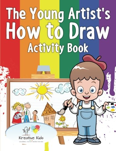 9781683772088: The Young Artist's How to Draw Activity Book