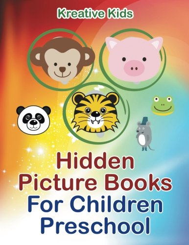 9781683772606: Hidden Picture Books For Children Preschool