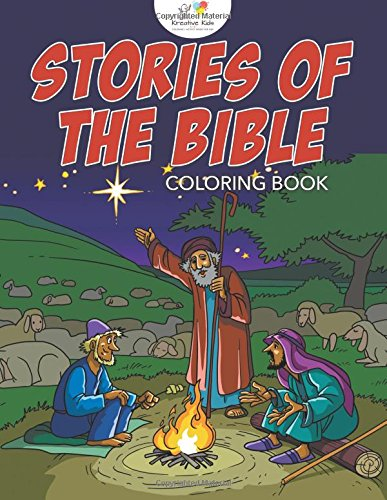 9781683775027: Stories of the Bible Coloring Book