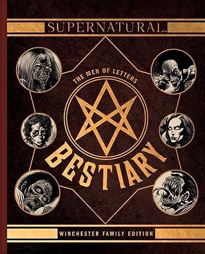 9781683830269: Supernatural men of letters bestiary HC