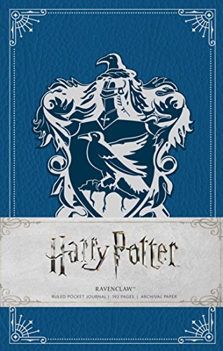 9781683830344: Harry Potter: Ravenclaw Ruled Pocket Journal (Insights Journals)