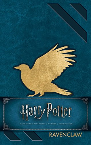 9781683833208: Harry Potter: Ravenclaw Hardcover Ruled Journal