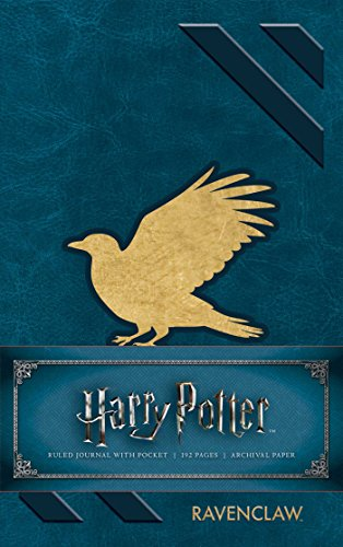 9781683833741: Harry Potter: Ravenclaw Ruled Pocket Journal