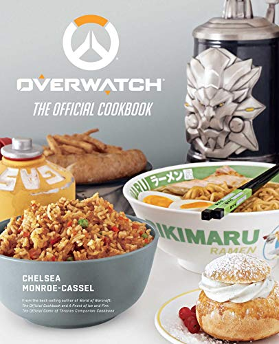 9781683835882: Overwatch: The Official Cookbook