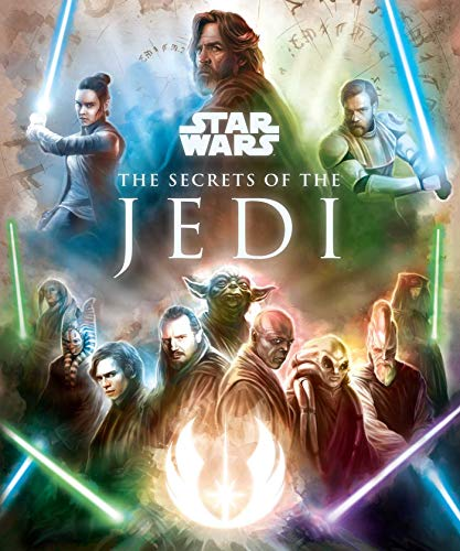 9781683837022: Star Wars: Luke Skywalker and The Secrets of the Jedi