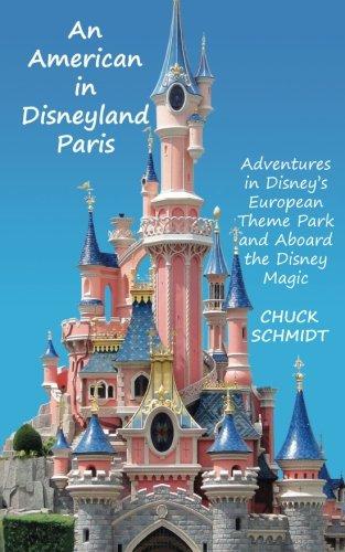 An American in Disneyland Pari