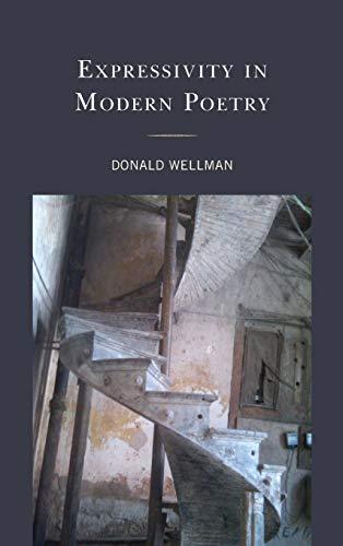 9781683931188: Expressivity in Modern Poetry