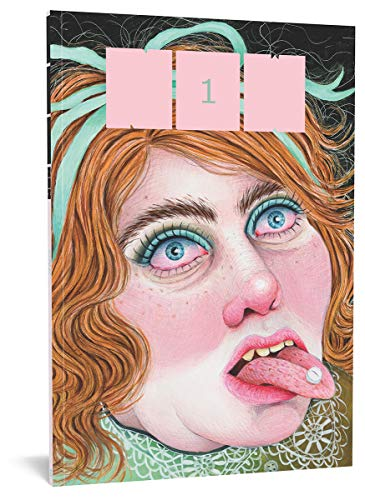 Now 1: The New Comics Anthology (NOW): Davis, Eleanor; Sciver, Noah Van; Shaw, Dash; Bell, ...