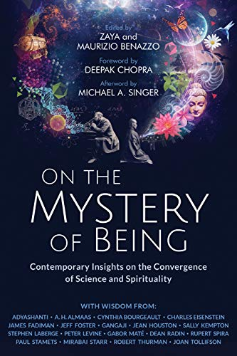 9781684033959: On the Mystery of Being: Contemporary Insights on the Convergence of Science and Spirituality