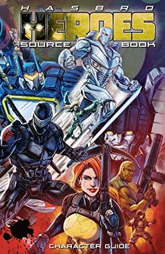 Hasbro Heroes Sourcebook: