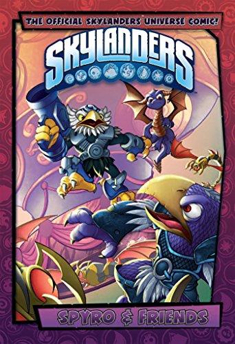 Skylanders: Spyro & Friends: Biting Back