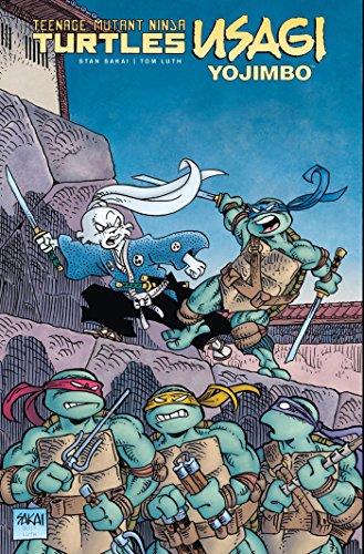 9781684051991: Teenage Mutant Ninja Turles Usagi Yojimbo Hardcover Edition (Teenage Mutant Ninja Turtles)