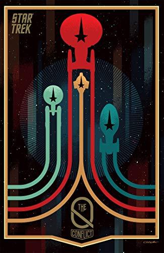 9781684055531: Star Trek: The Q Conflict