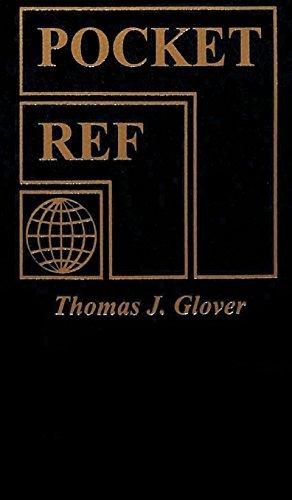 9781885071620: Pocket Ref 4th Edition - AbeBooks - Thomas ...