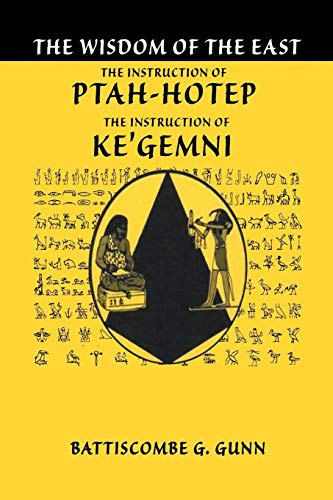 9781684114962: The Teachings of Ptahhotep: The Oldest Book in the World