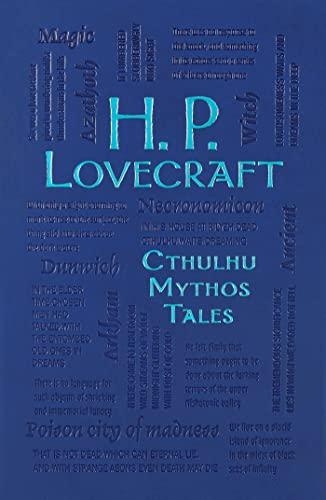 9781684121335: H. P. Lovecraft Cthulhu Mythos Tales (Word Cloud Classics)