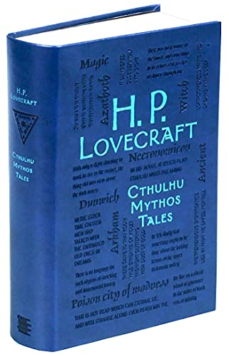 9781684121335: H. P. Lovecraft Cthulhu Mythos Tales (Word Cloud Classics)