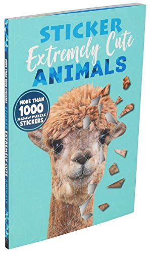 9781684126156: Sticker Extremely Cute Animals (Extreme Stickering)
