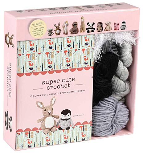 9781684126408: Super Cute Crochet: 10 Super Cute Projects for Animal Lovers