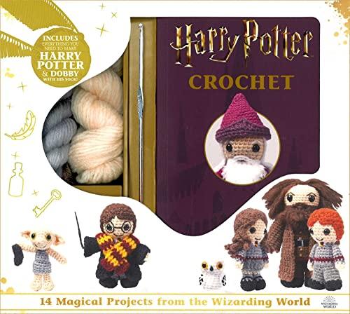 9781684128877: Harry Potter Crochet