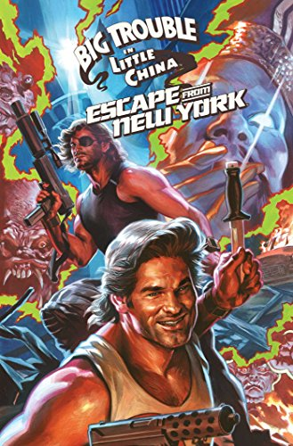 Big Trouble in Little China/Escape From New York Format: Paperback