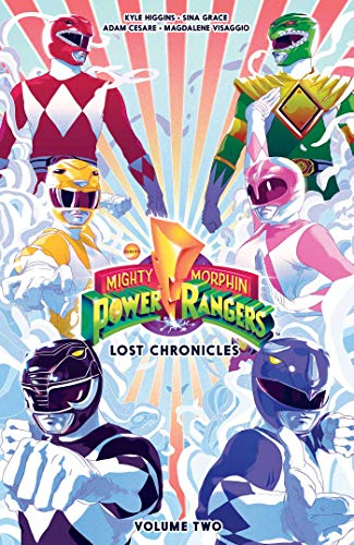 9781684153381: Mighty Morphin Power Rangers: Lost Chronicles, Vol. 2