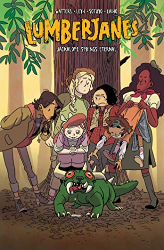9781684153800: Lumberjanes Vol. 12: Volume 12