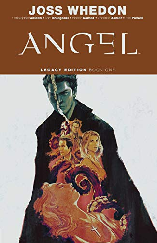 9781684154692: Angel Legacy Edition Book One