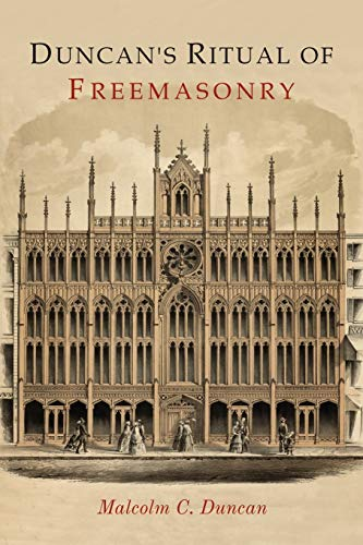 9781684220076: Duncan's Ritual of Freemasonry