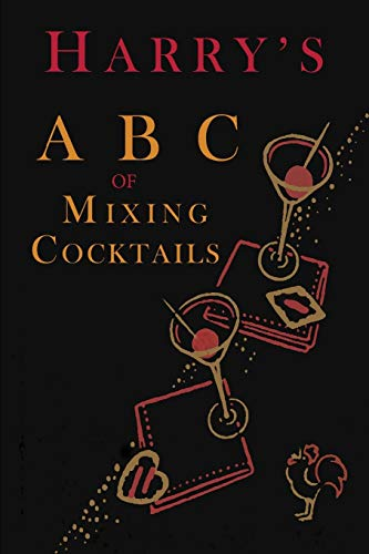 9781684221011: HARRYS ABC OF MIXING COCKTAILS