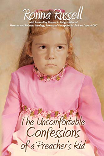 9781684332373: The Uncomfortable Confessions of a Preacher's Kid