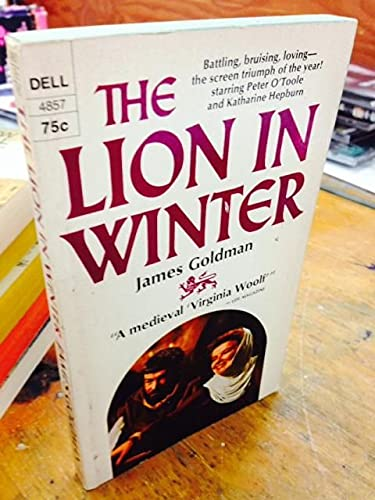 The Lion in Winter: James Goldman